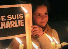 Rassemblement «Je suis Charlie» à Casablanca